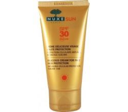 Nuxe Crema Facial Deliciosa Alta Protección SPF 30