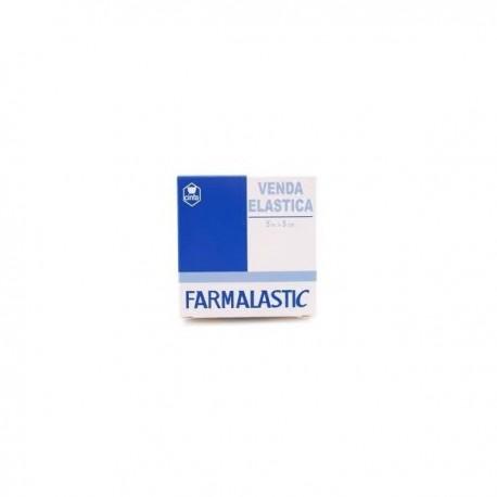 venda farmalastic elasticas 5x10 cm.