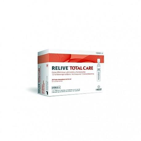 Relive Total Care gotas oftálmicas 20 monodosis