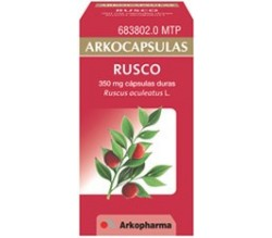 arkocapsulas rusco 50 capsulas