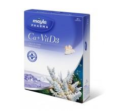 Calcio + Vitamina D3 30 CÁPSULAS