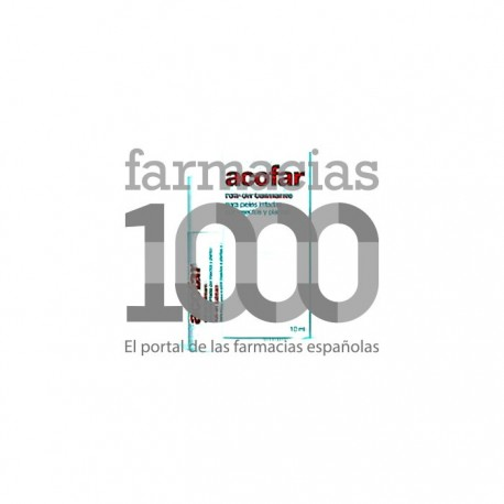 Acofar insectos roll on calmante 10ml