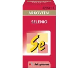 arkovital selenio 50 capsulas