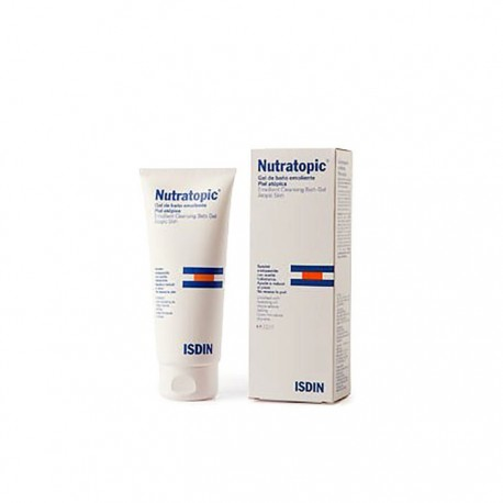 Nutratopic® gel de baño 200ml
