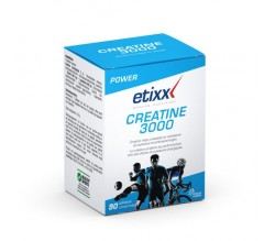 ETIXX CREATINE 3000 80 TABLETAS