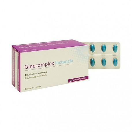 Ginecomplex Lactancia 60 Cáps