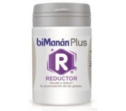 bimanan plus reductor 40 capsulas