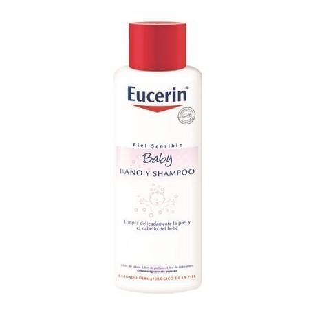 eucerin piel sensible baby ba