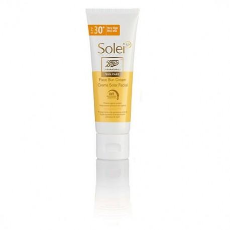 Serum7 Cremas de Protección Solar Facial SoleiSP SPF50+ 150ml