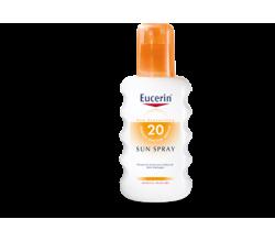 eucerin solar corp. spray fp20 200 ml