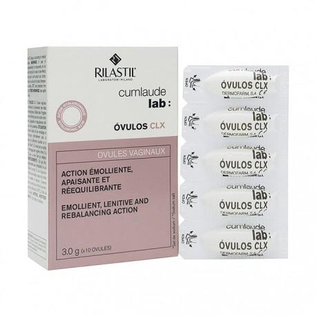 Cumlaude CLX Óvulos Vaginales 10 comprimidos