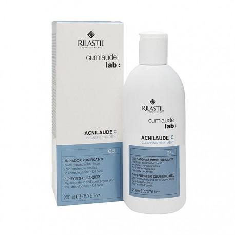 acnilaude c-cleansing treatment 200ml.