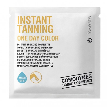 comodynes INSTANT TANNING One Day Color Pack 8 toallitas