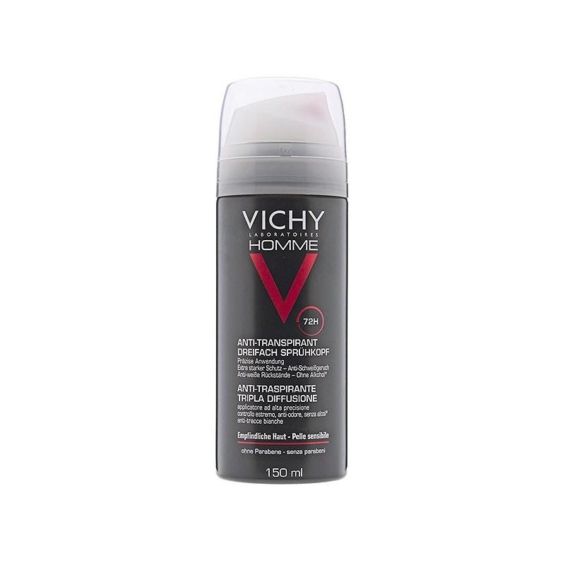 Desodorante vichy homme 72 horas