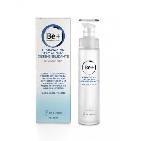 be+ emulsion facial rica spf20 50ml.