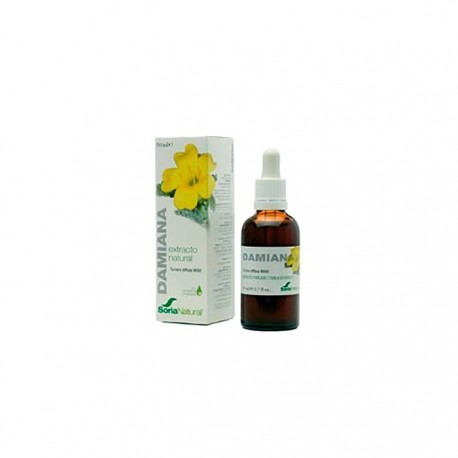 Soria Natural Damiana Extracto 50ml