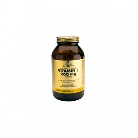 Solgar Vitamina E 268mg 250cáps