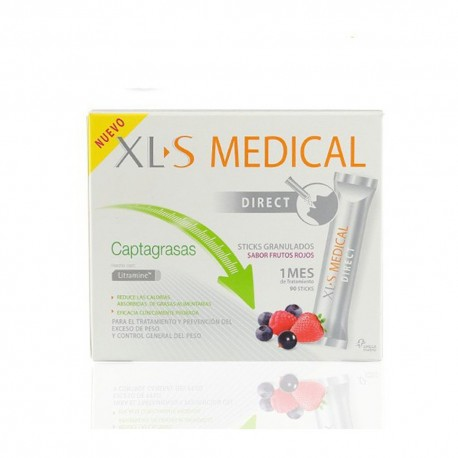 XLS Captagrasas Stick 90 unidades