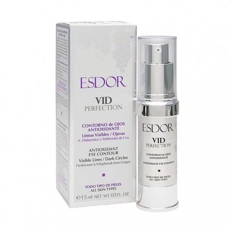 Esdor Vid Perfection Contorno de Ojos Antioxidante 15ml