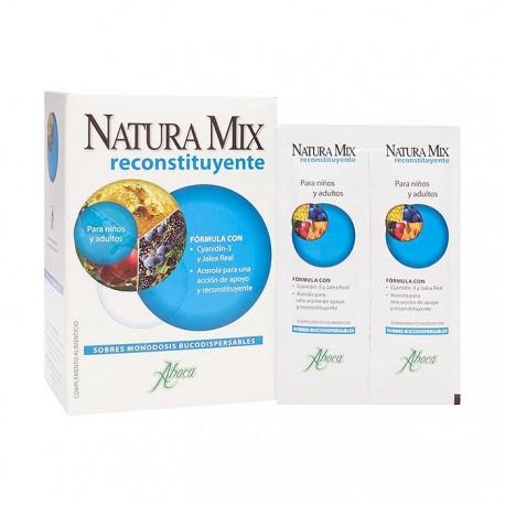 Aboca Naturamix Reconstituyente Sobres