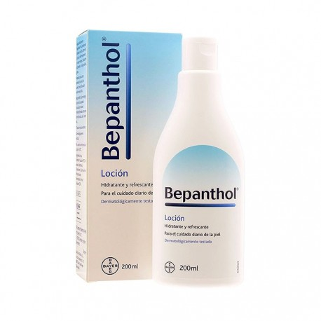 bepanthol locion 200 ml.