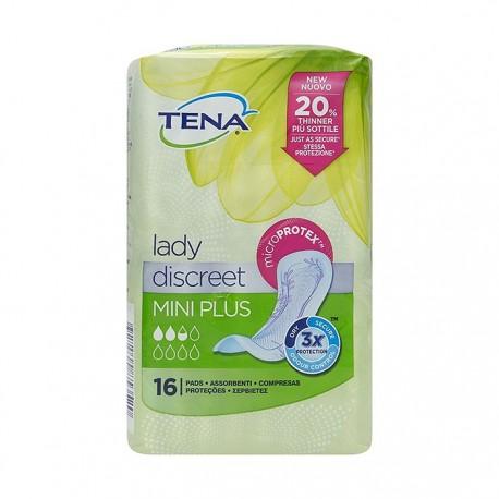 Tena Lady Mini Plus 16 Uds