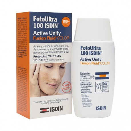 Isdin Active Unify Fusion Fluid Color 50ml