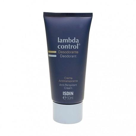 lambda desodorante control crema 50 ml.