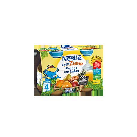 nestle zumo manzana 125 ml x 2 uds
