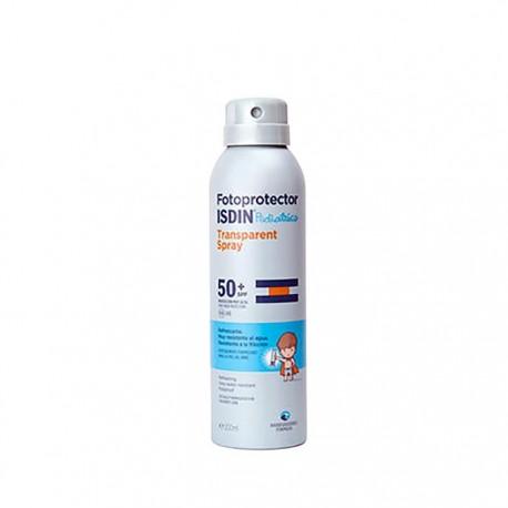 Fotoprotector ISDIN® Pediatrics Transparent Spray SPF50+200ml