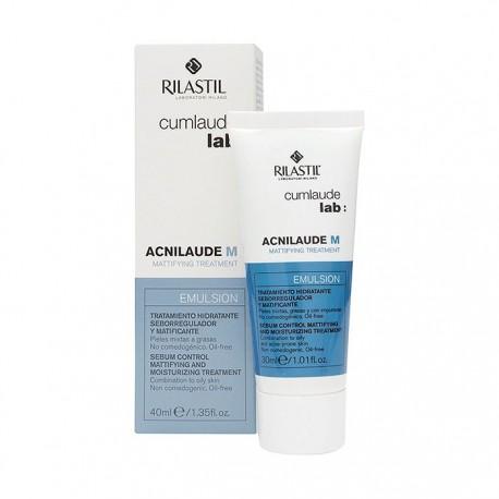 acnilaude m-mattifying treatment 40ml.