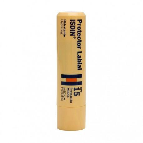 Isdin Protección Media hidratante SPF 15 4g