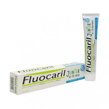 fluocaril junior 7-12 años. pasta 50 ml