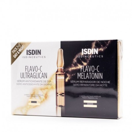 Isdinceutics Day&Night 2+2 Pack Promoción Especial