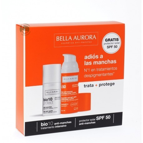 Bella Aurora Pack Despigmentante
