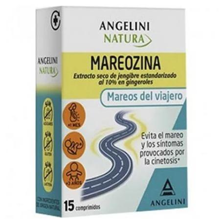 Mareozina 15 Comprimidos