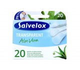 salvelox aposito trans. aloe vera 20uds