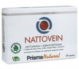 Prisma Natural Nattovein 20 Cáps