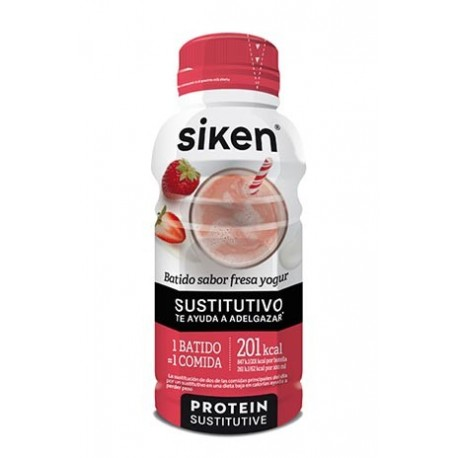 Siken Batido Fresa Yogur 325ml