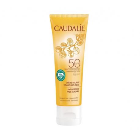 Caudalie Crema Solar Facial Antiarrugas SPF50 50ml
